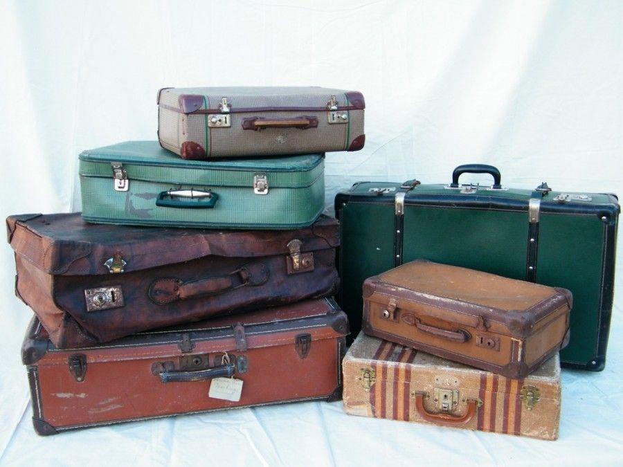 Bagagli smarriti arriva il gps per seguirli bigodino - Quante valigie si possono portare in aereo ...