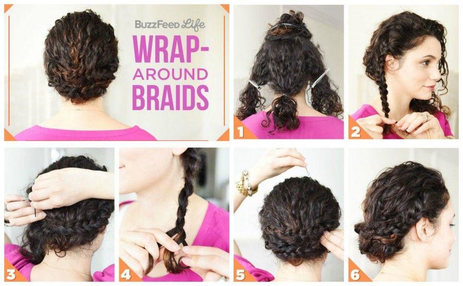Come fare i ricci con i capelli corti