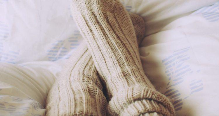 Dimagrisci con i calzini bagnati bigodino - Calzini bagnati febbre ...