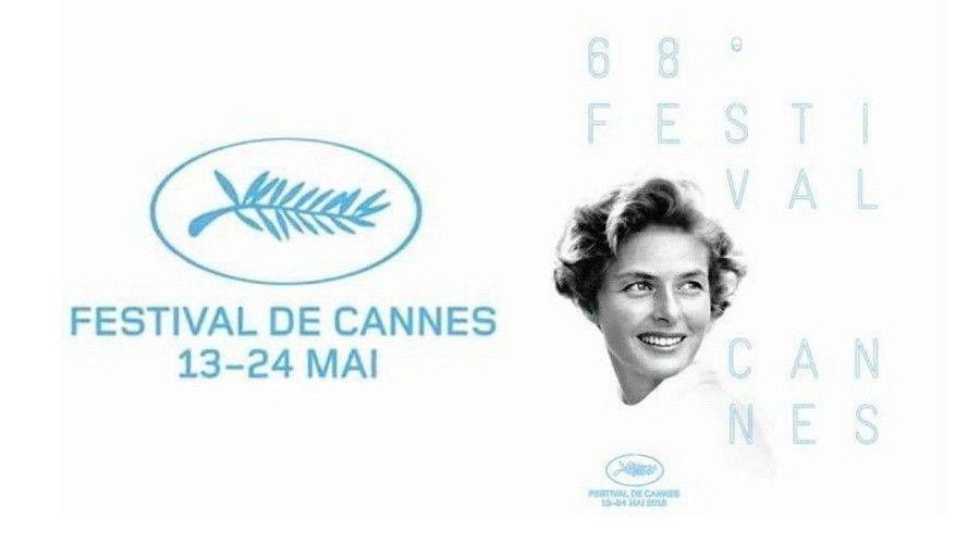 Locandina del Festival di Cannes 2015