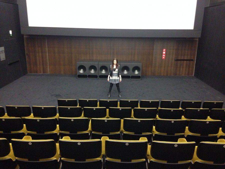Il cinema della Fondazione Prada