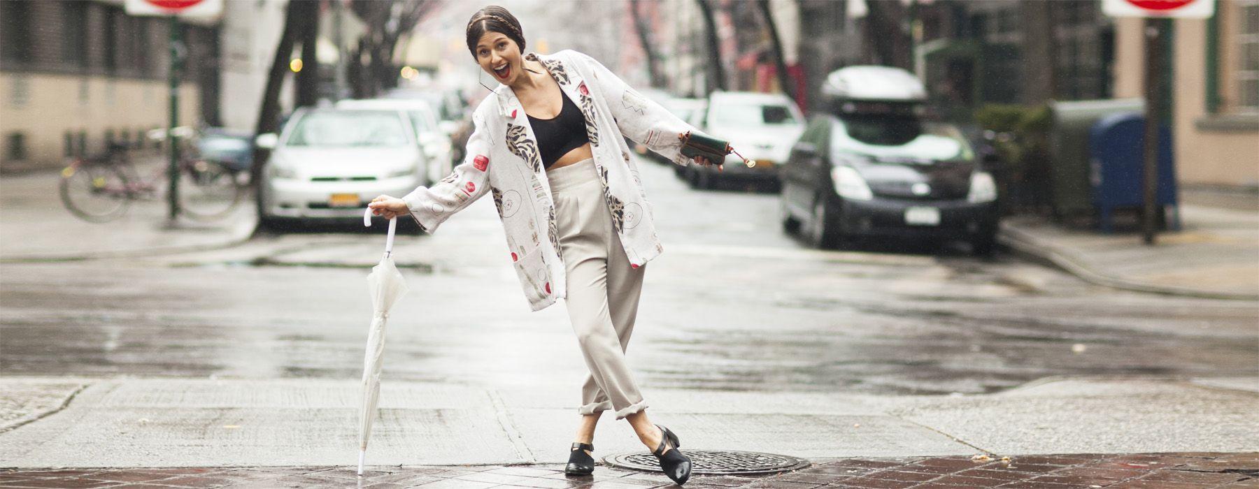 Con cosa indossare i pantaloni a vita alta
