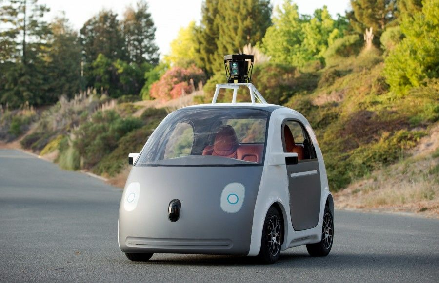 Google-Self Driving