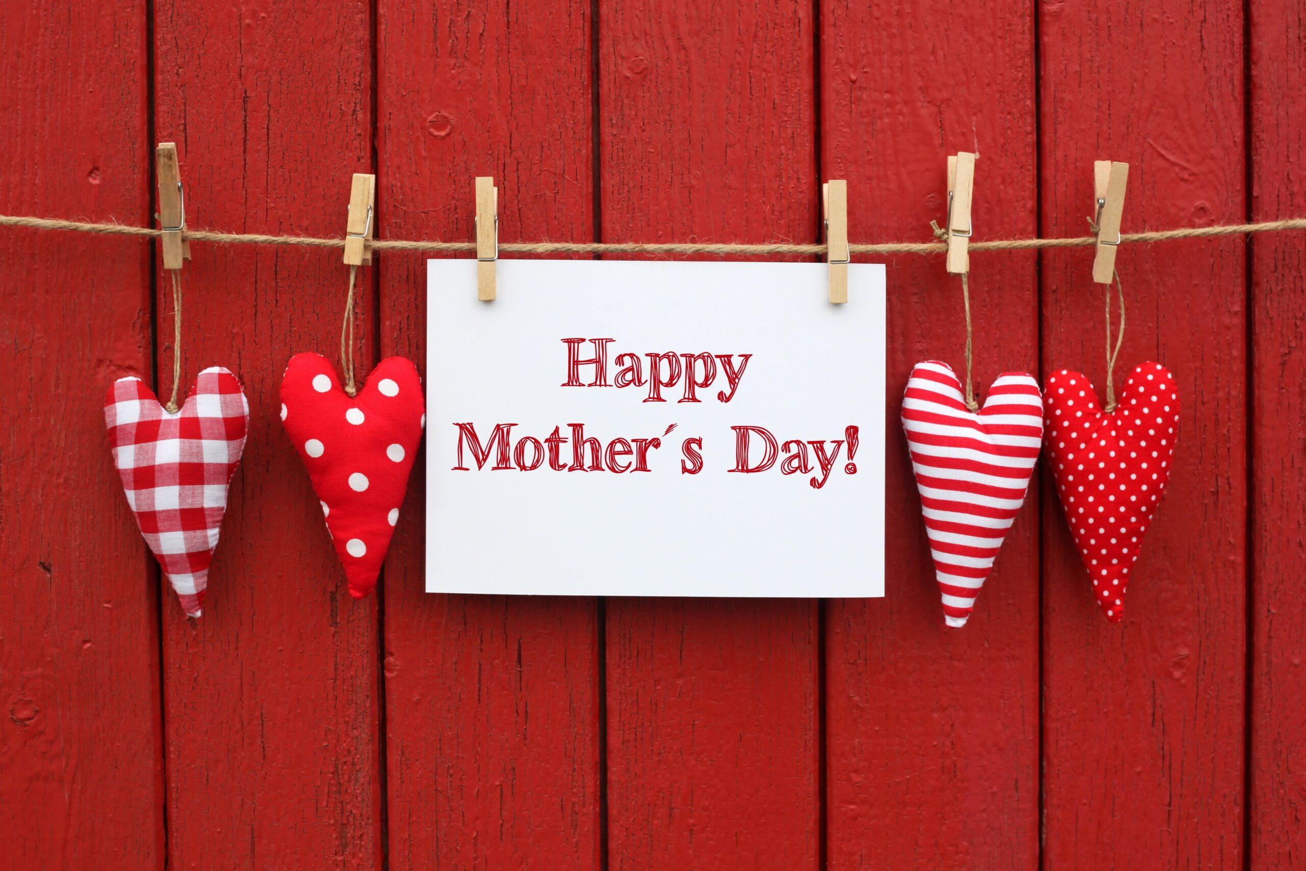 Festa della Mamma: 5 biglietti di auguri gratis da stampare