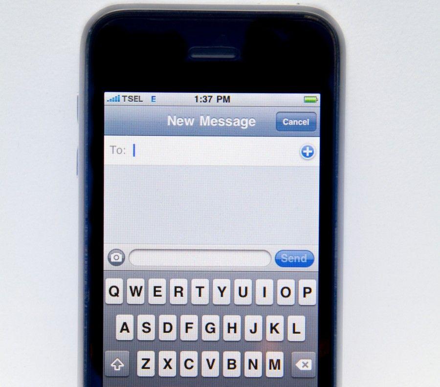 Il bug della Apple su iMessage