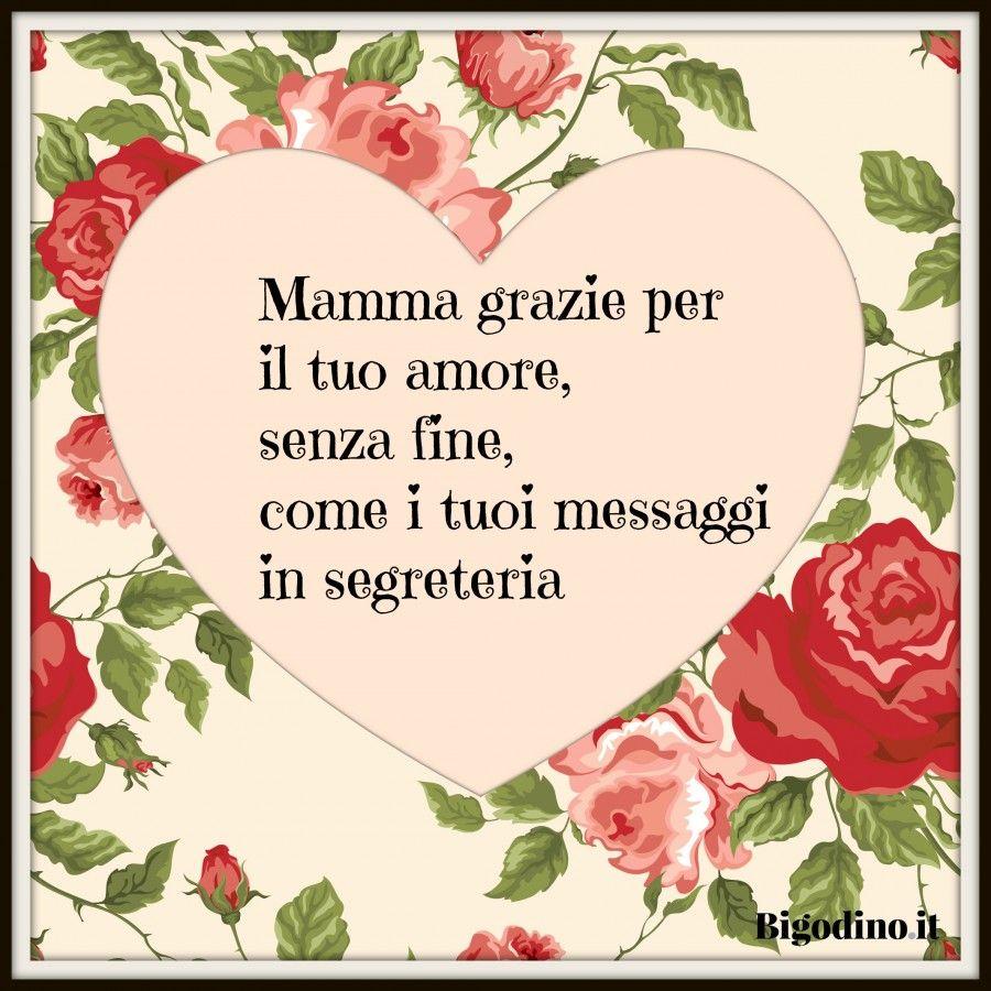 Amato Festa della Mamma: 5 biglietti di auguri gratis da stampare | Bigodino MI65