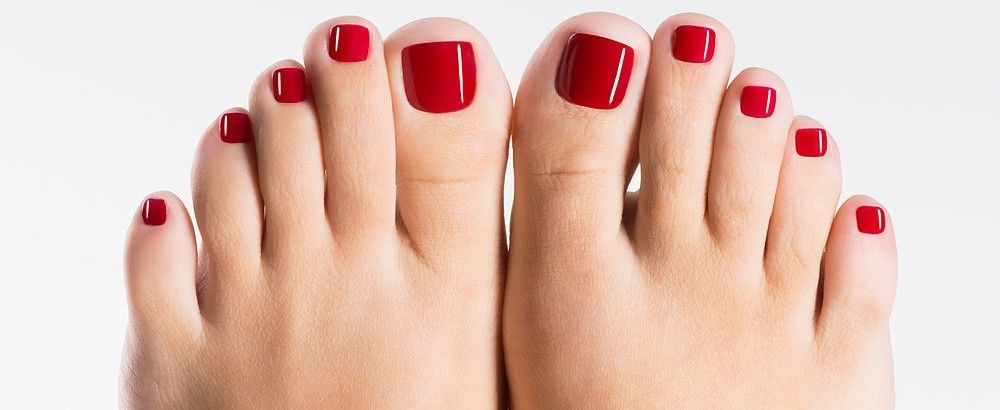 5 step per una pedicure perfetta