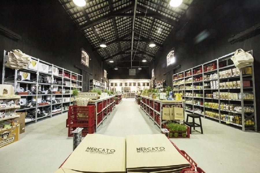 Il mercato metropolitano di Milano