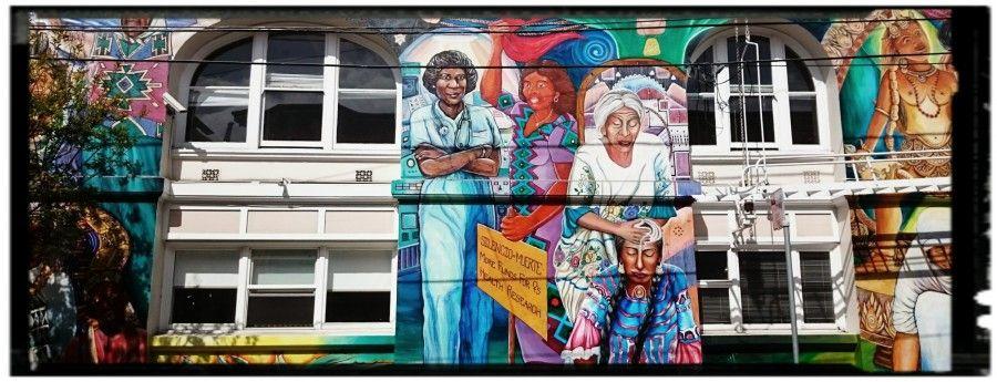 I murales di San Francisco