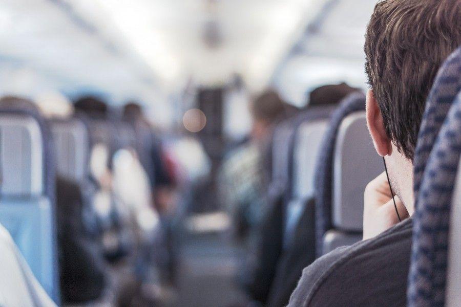 Oggetti dimenticati in aereo