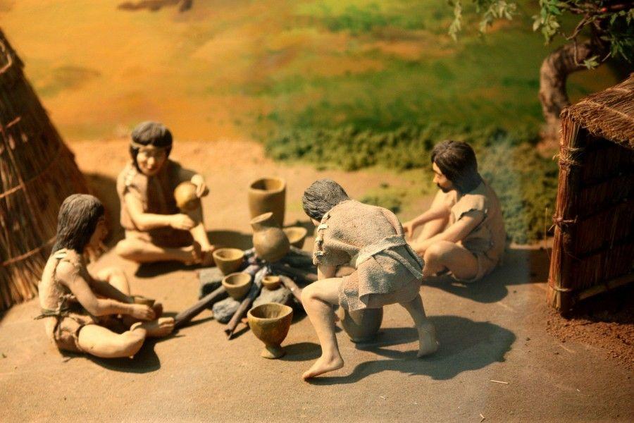 Vita nell'era primitiva