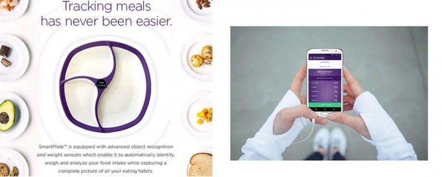 Smartplate ci dice se stiamo mangiando troppo