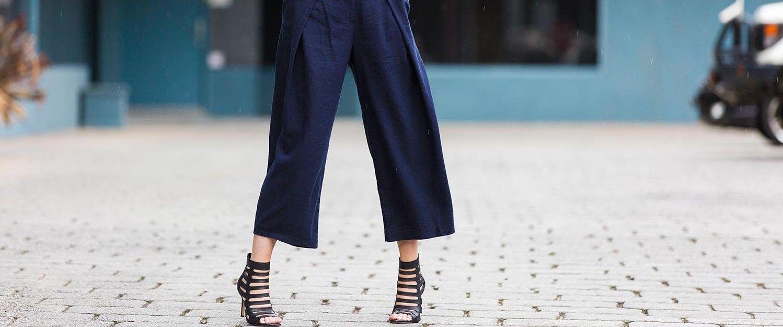 5 scarpe da abbinare ai pantaloni alla caviglia