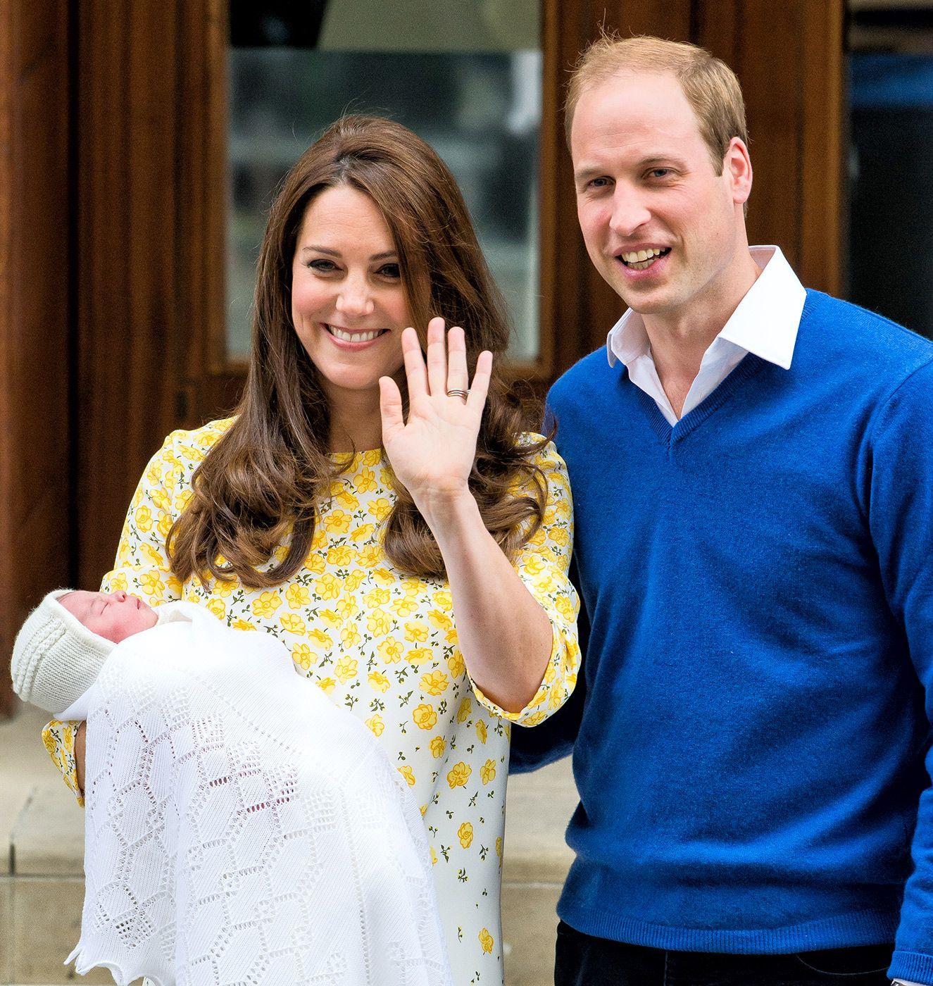 Kate Middleton Incinta Del Terzo Figlio