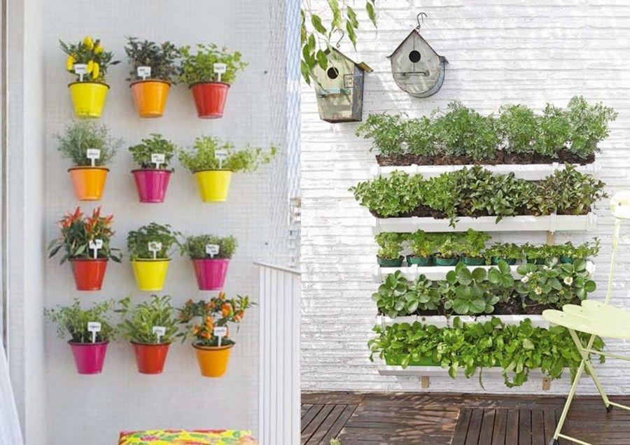 spesso Idee creative per allestire il terrazzo | Bigodino BL39