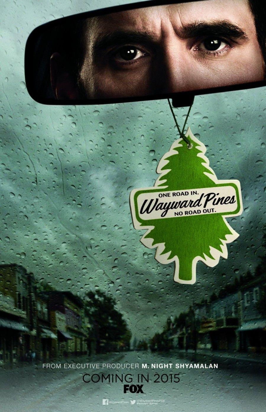 wayward pine tree