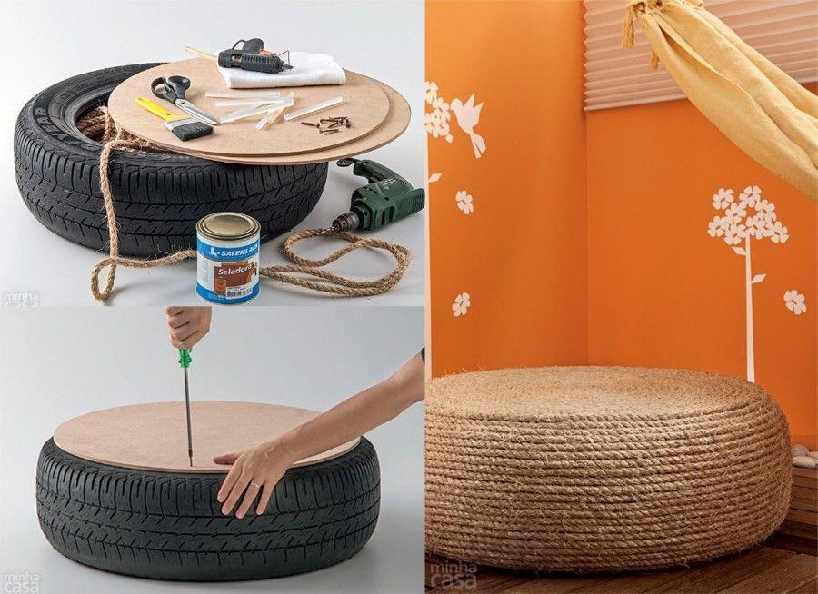 Pouf fai da te come arredare casa con sedute comode for Arredare con i cuscini