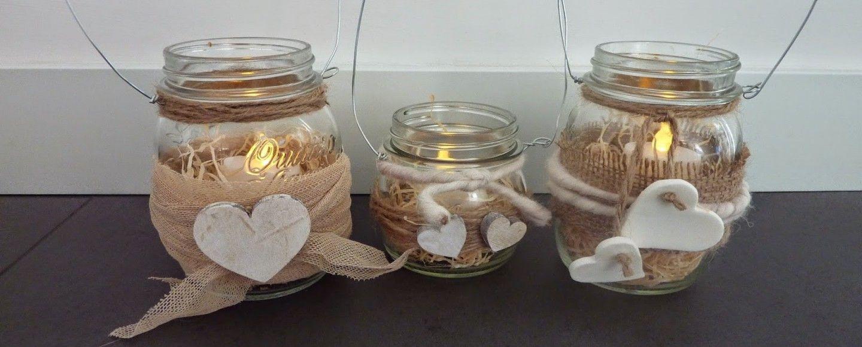 Decorare candele natalizie fai da te design casa - Decorare lanterne ...
