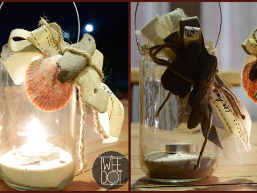 Lanterne Da Giardino Fai Da Te : Diy: lanterne da giardino fai da te bigodino