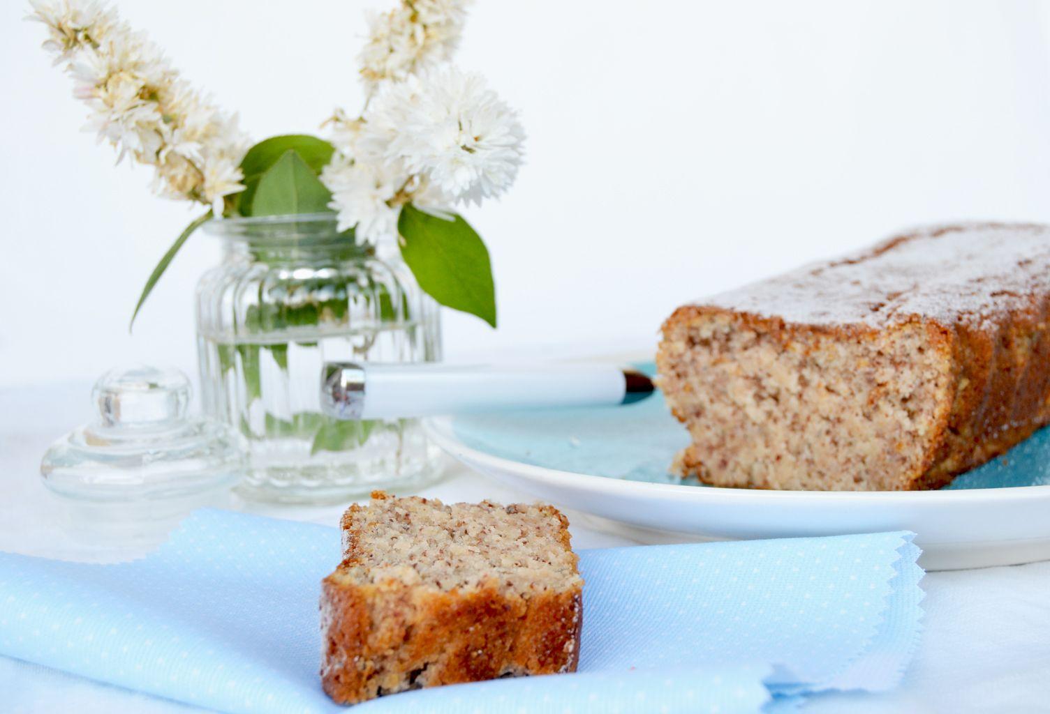 Plumcake gluten free con semi di chia