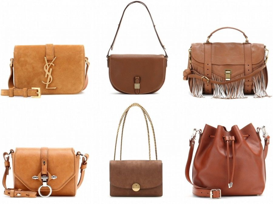 Saddle Bag proposte da Saint Laurent, Mulberry, Proenza Schouler, Givenchy, Valentino e Proenza Schouler