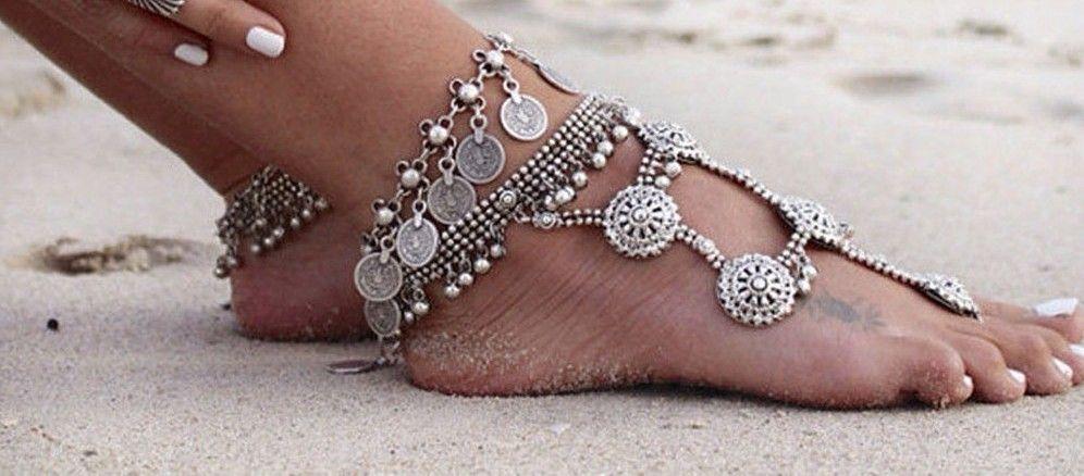 Il ritorno della cavigliera, il gioiello da piede