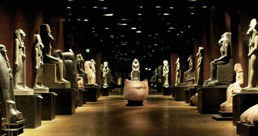 Il nuovo Museo Egizio a Torino