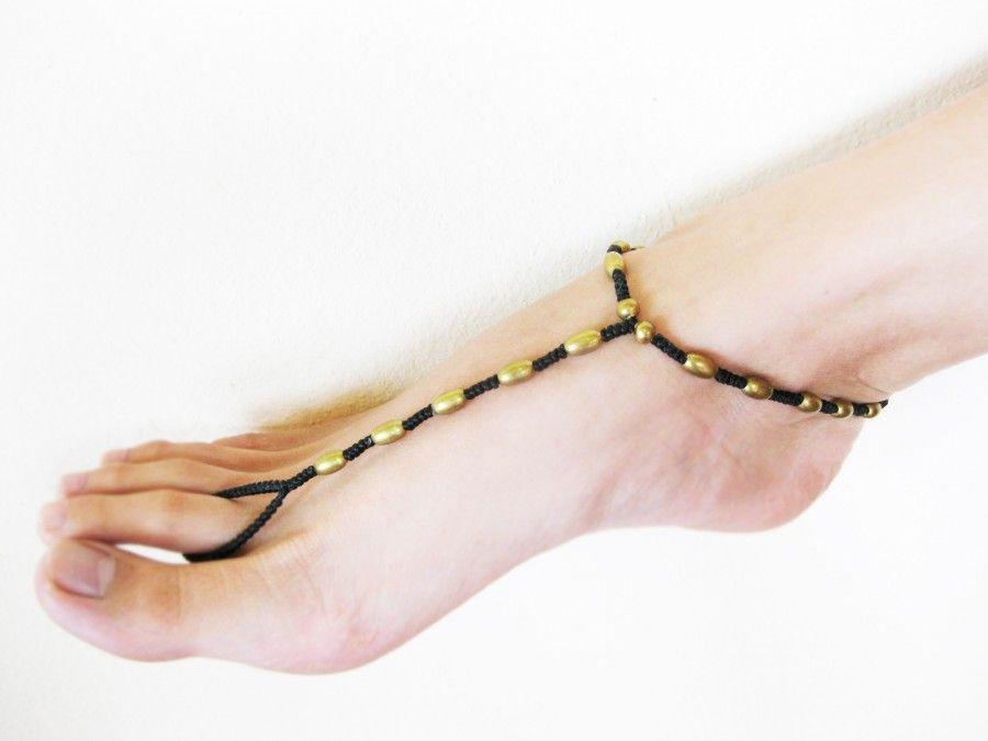 migliore selezione di pacchetto alla moda e attraente nuovo stile di Il ritorno della cavigliera, il gioiello da piede   Bigodino
