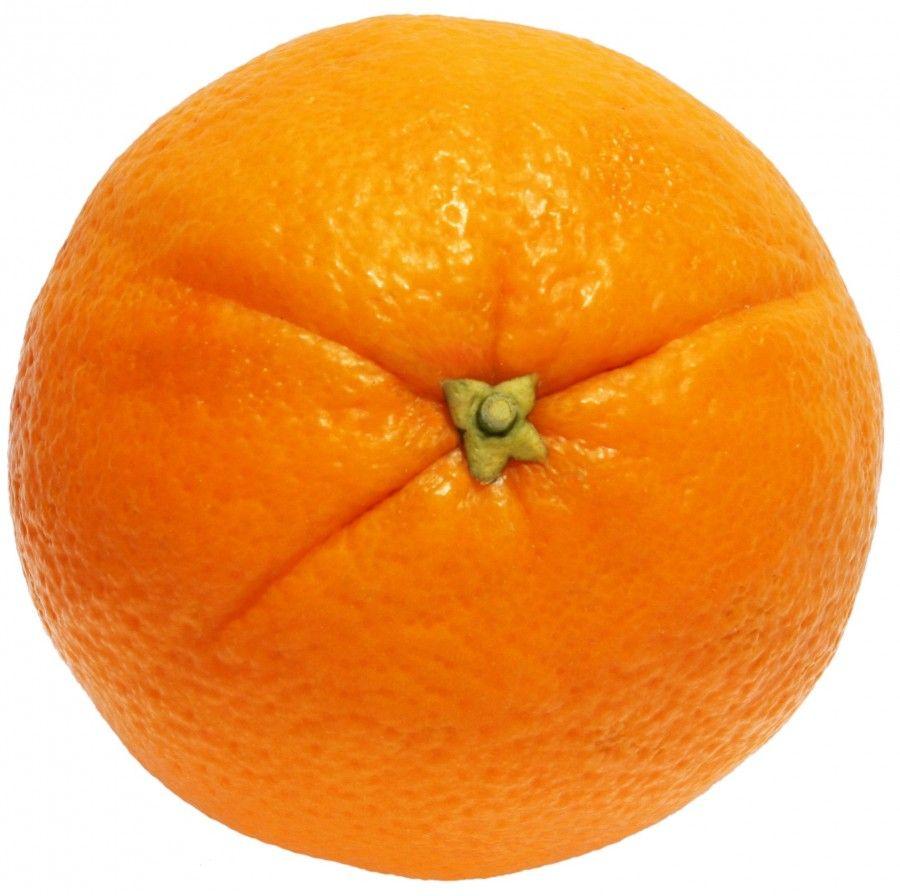 Come sbucciare un'arancia