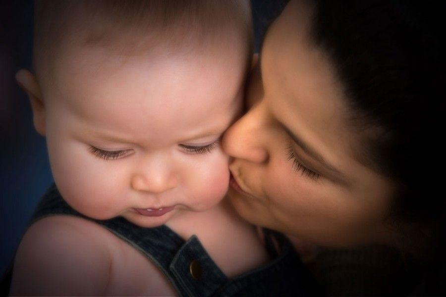 bambino-mamma