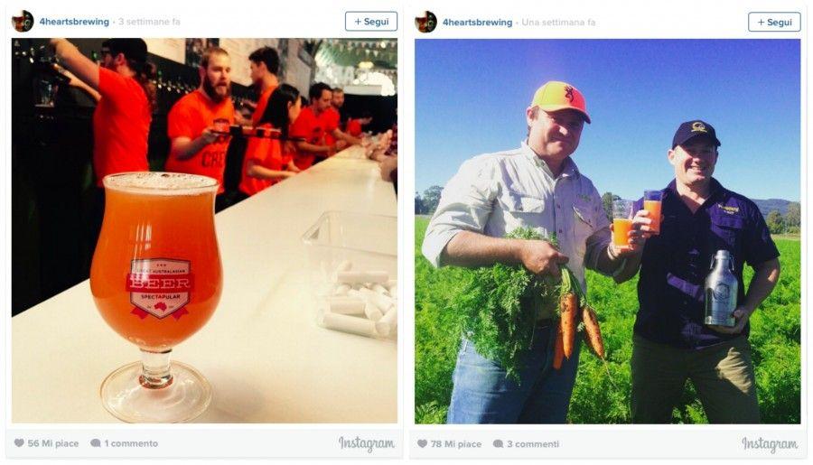 birra carote