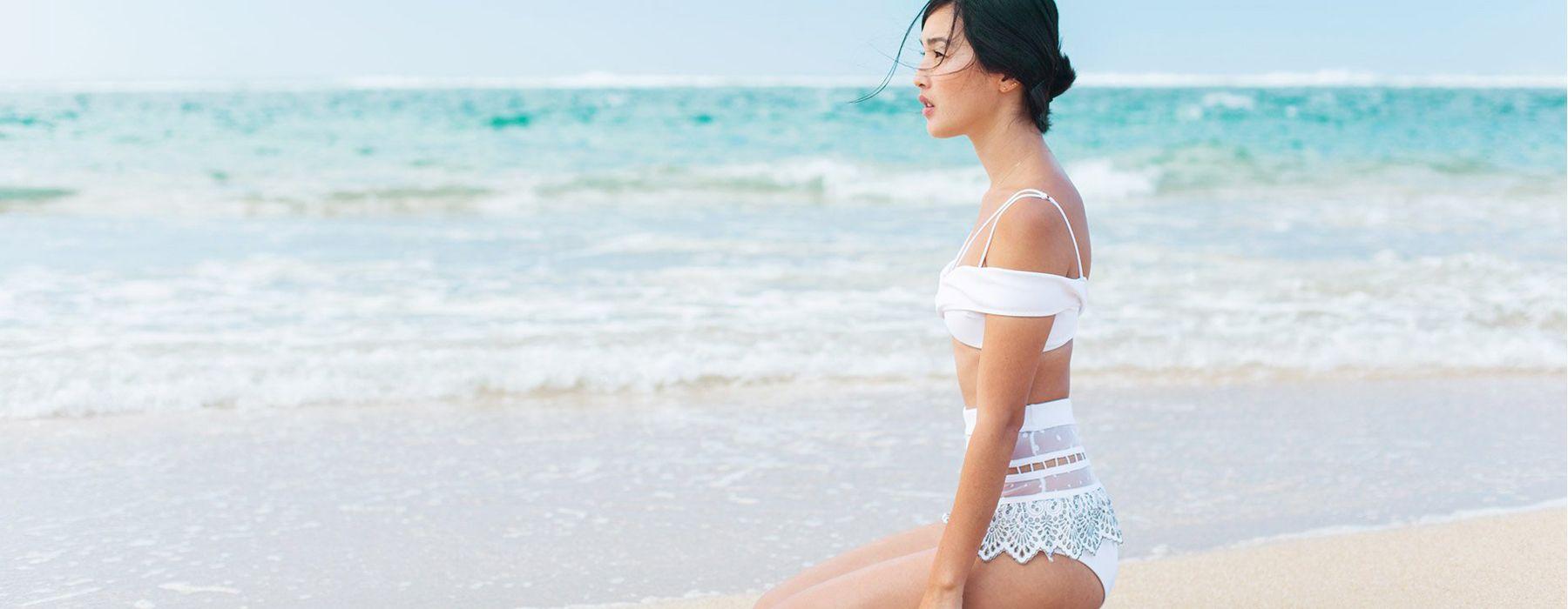 I bikini firmati dalle fashion blogger e dai volti noti della tv