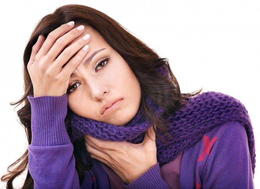 zenzero aiuta a combattere i sintomi del raffreddore e febbre