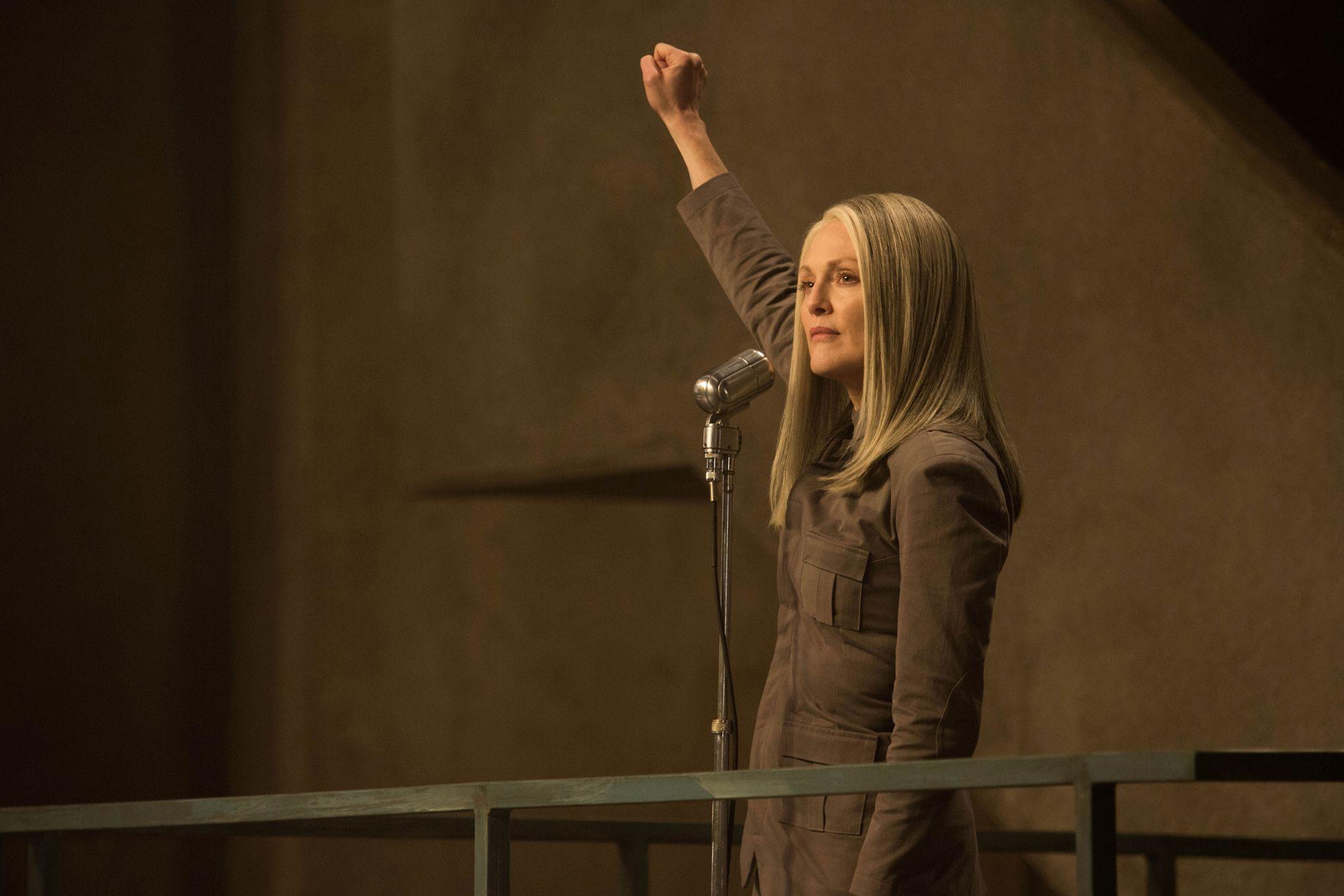 The Hunger Games, Il canto della rivolta parte 2: tutti ...