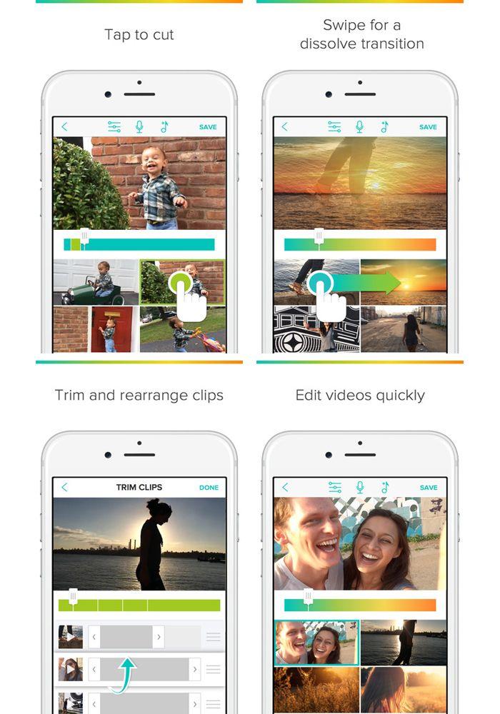 10 app per modificare i video con lo smartphone