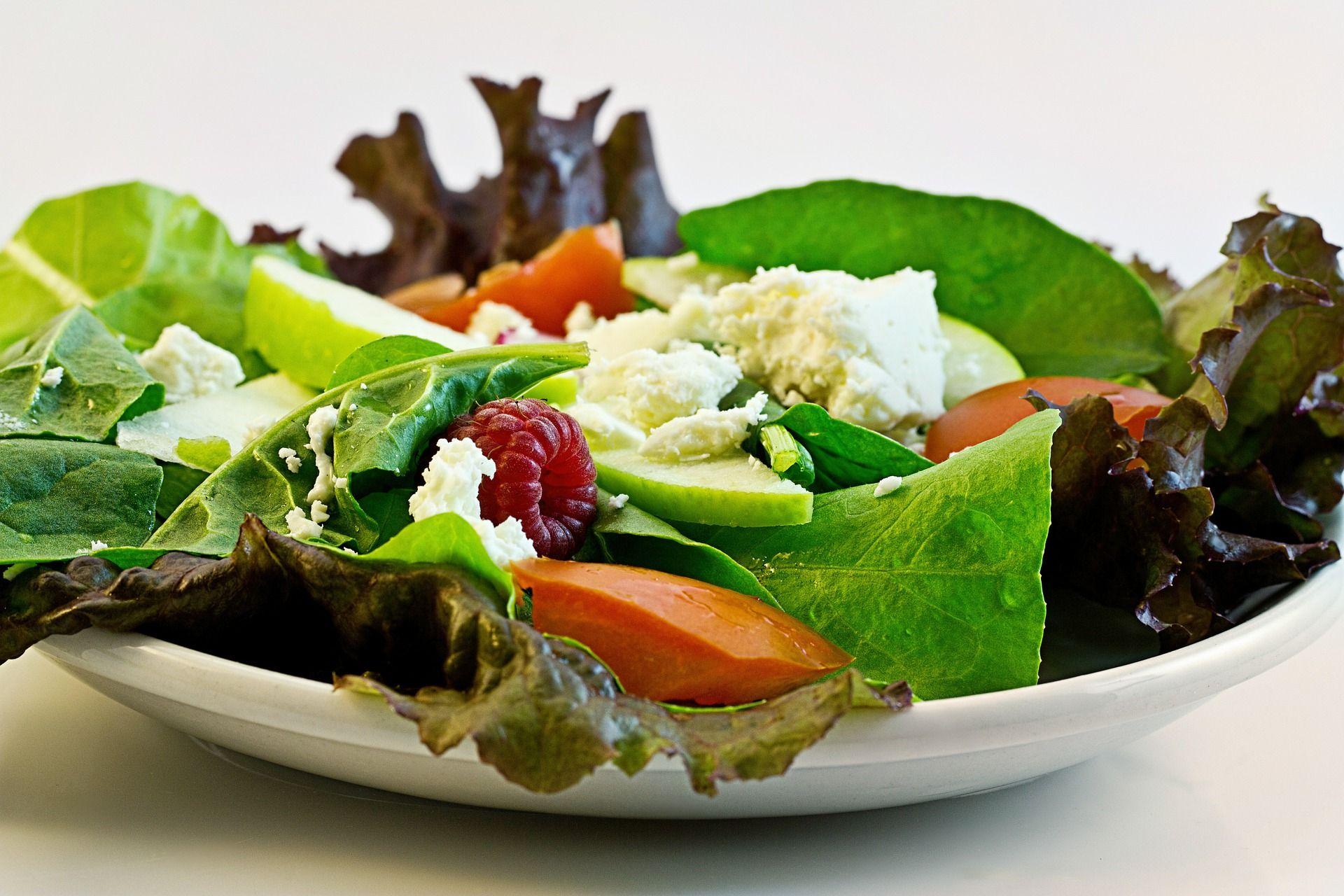 I benefici dell'insalata