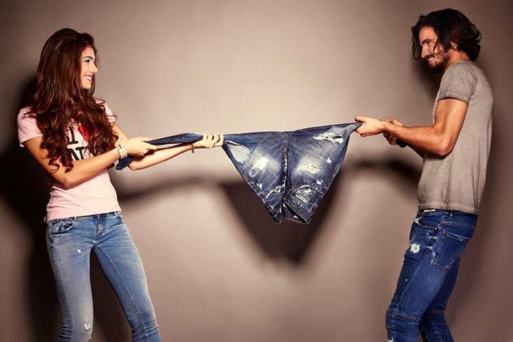 Jeans belli da indossare e per combattere lo stress