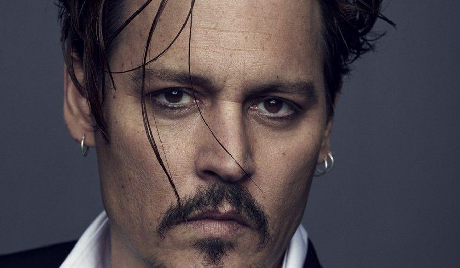 Johnny Depp per Dior