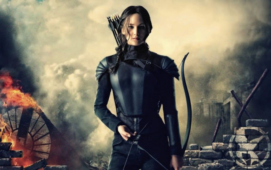 katniss-hunger-games-mockingjay-wallpaper