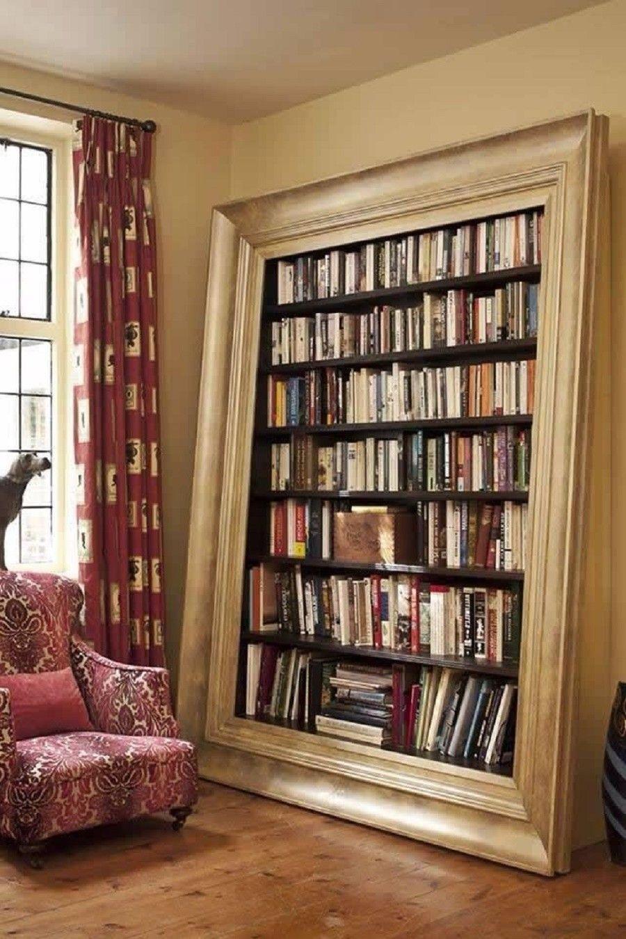 10 librerie dal design originale per arredare casa bigodino for Arredare libreria