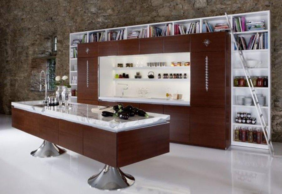 libreria-cucina