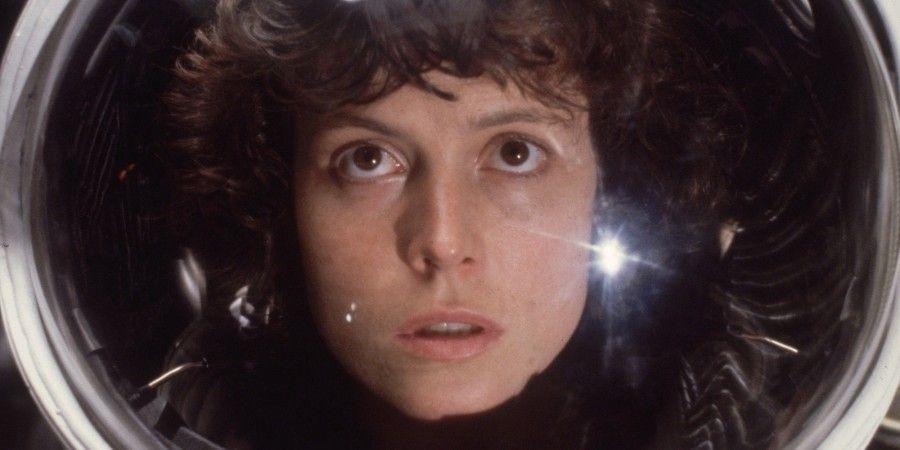 Ripley in the film 'Alien'