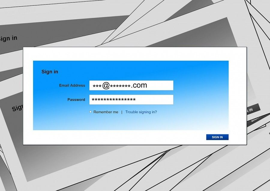 Ricordare le password