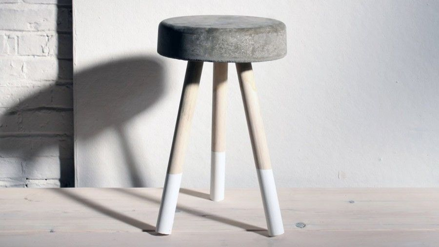 Lampada In Cemento Fai Da Te : Come creare oggetti d arredo fai da te con il cemento bigodino
