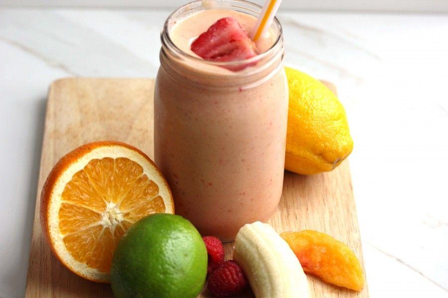 Scegliete frutta e verdura ricca di potassio come la banana e i kiwi