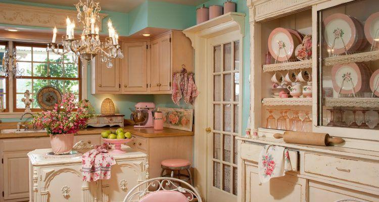 Shabby Chic: 7 consigli da seguire per trasformare la tua cucina ...