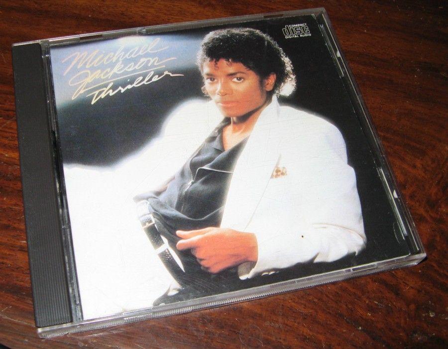 07Thriller di Michael Jackson