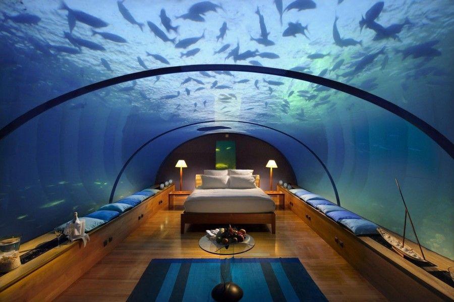 10Poseidon Undersea Resort