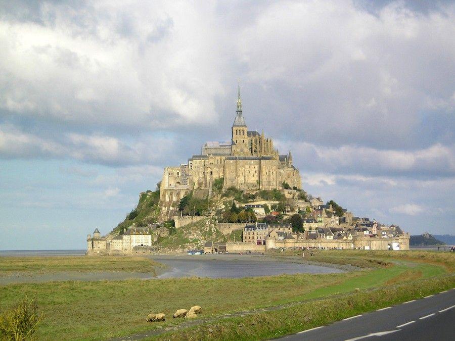 2Mont Saint Michel
