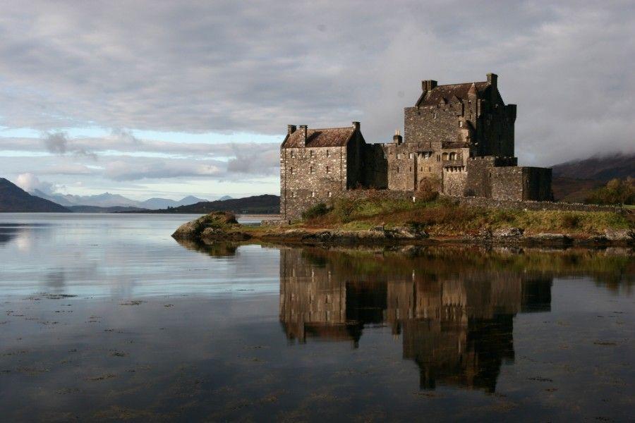 6Eilean Donan Castle